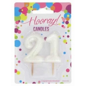 Candle Number 21