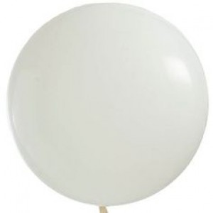 Large Round Single Balloon - 42cm