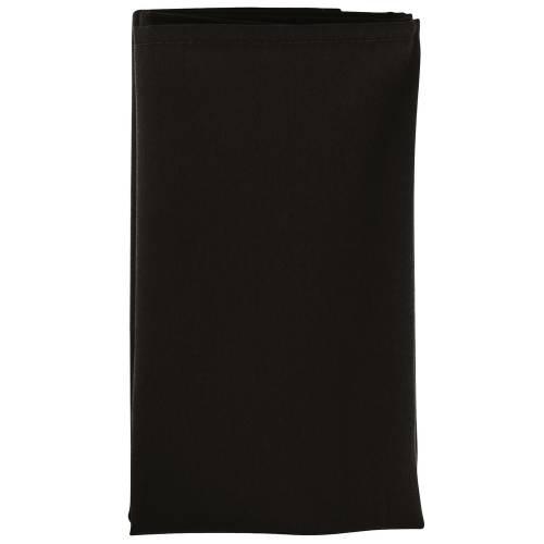 Linen Napkin 51cm x 51cm, Black