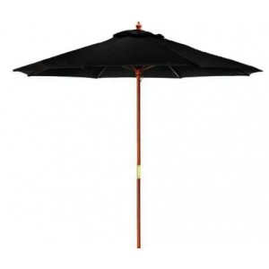 Market Umbrella Blue 2.7m & Stand