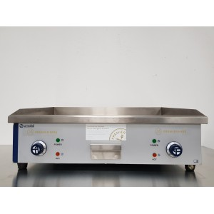 Electric Benchtop Grill Plate