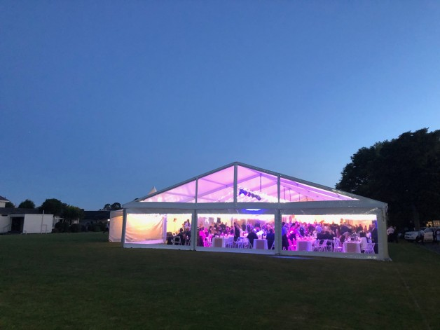 15m Structure Marquee