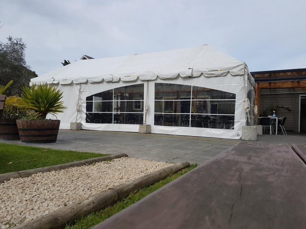 3m Frame Marquees