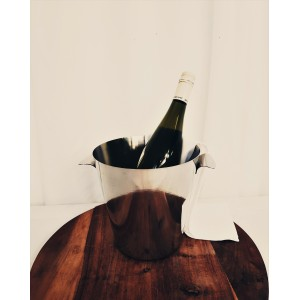 Ice / Wine Bucket - Stainless Steel