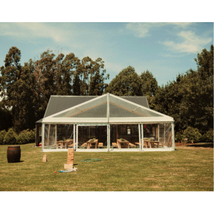 Clear Marquee - 6m Frame Series