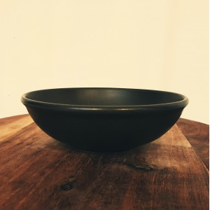 Round Bowl 165mm - Charcoal