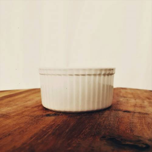 Ramekin - Ribbed Sided