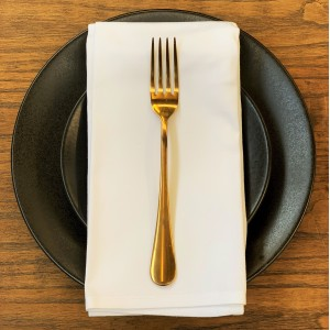 Gold Table Fork