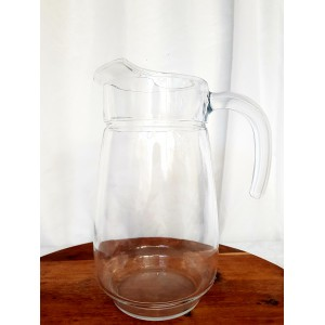 Water Jug 2.3L, Glass