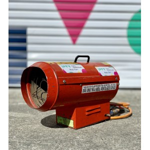 LPG Blow Heater J15, 17.4Kw
