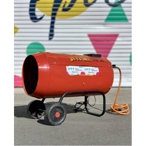 LPG Blow Heater J33, 38Kw