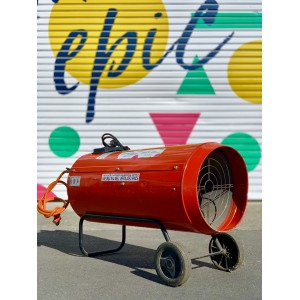 LPG Blow Heater J50A, 57Kw