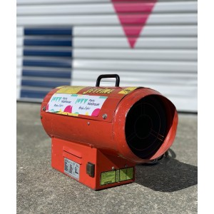 LPG Blow Heater J 8, 9.3Kw