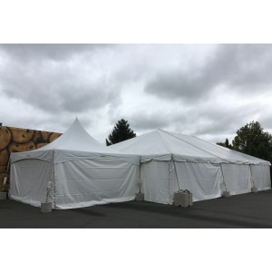 Kitchen Marquee 4m x 4m (no silks)
