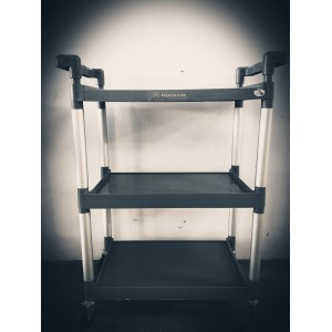 Trolley Heavy Duty 3 Shelf