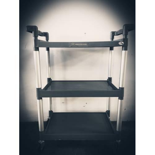 Trolley Heavy Duty 3 Shelf