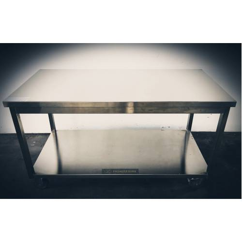 Work Bench With Shelf 1500mm