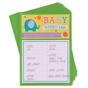 Baby A-Z Game