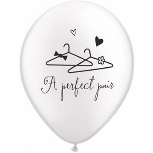Balloon Single A Perfect Pair