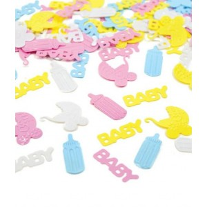 Baby shower Scatter Confetti