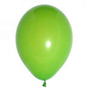 Balloons Lime Green Balloon