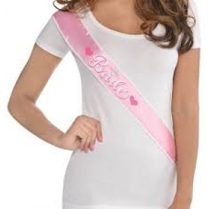 Hens Night Sash Bride to Be