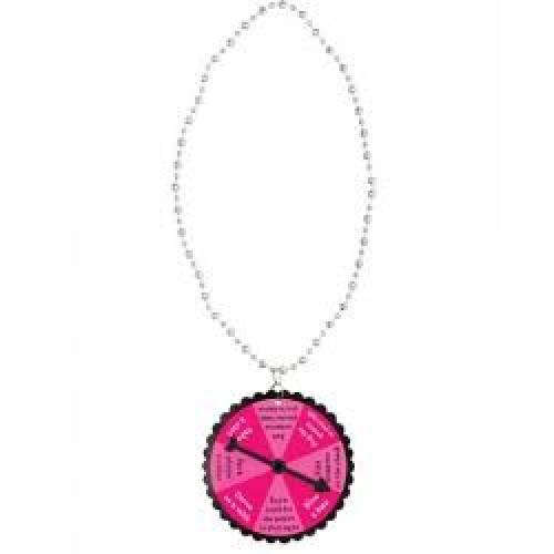 Bachelorette Game Necklace
