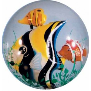 Bubble Balloon Tropical Fish