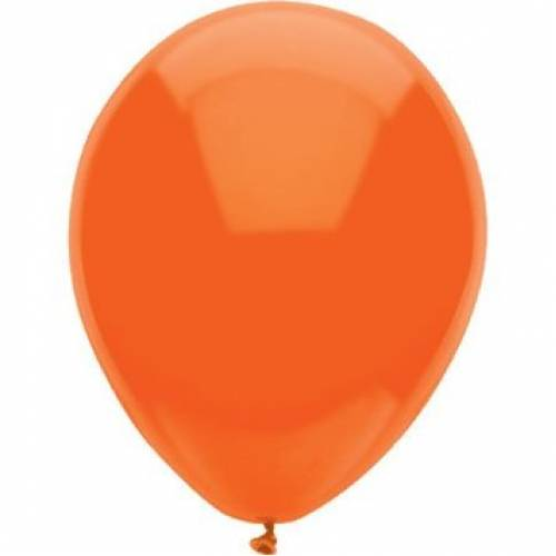 Balloons Orange Party Balloons