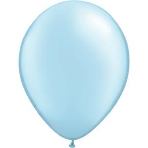 Balloons Pearl Blue Balloon