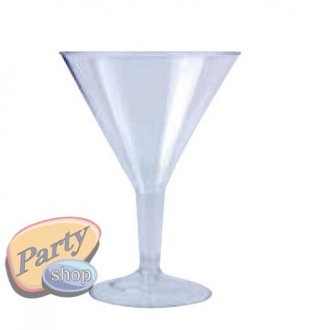 plastic cocktail glasses