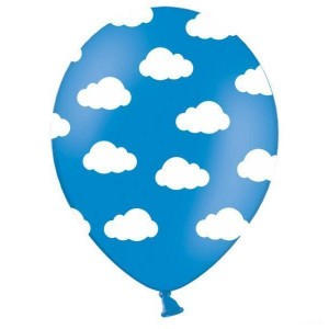 Balloon Single Clouds