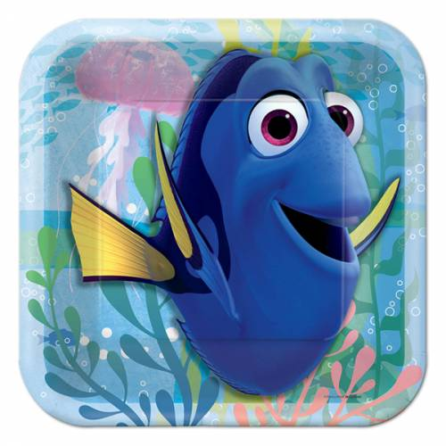 Finding Dory Plates 18cm