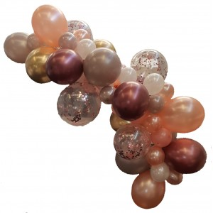 Balloon Garland Kit - Rose Gold
