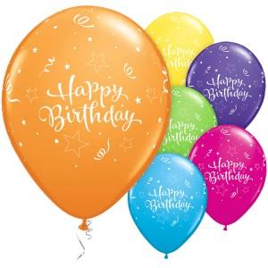 Balloons Happy Birthday Balloon