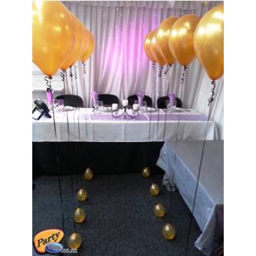 Helium Balloon on Weight