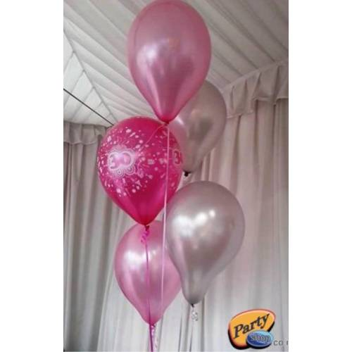 Helium Balloon Decorations