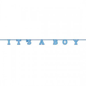 Hanging Banner - It's a boy