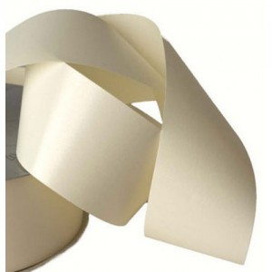 Wedding Car Ribbon Ivory