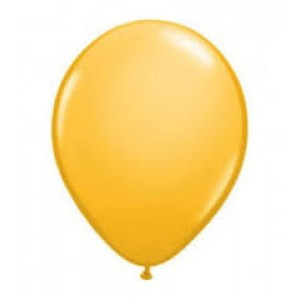 Balloon Single Goldenrod