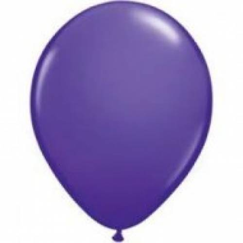 Balloon Single Purple