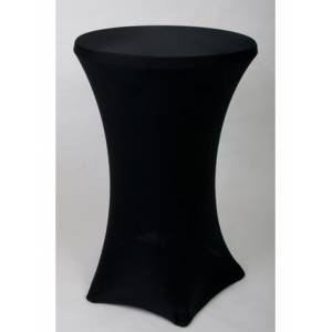 Bar leaner Cover - Black
