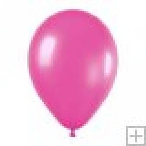 Metallic Pink Party Balloons
