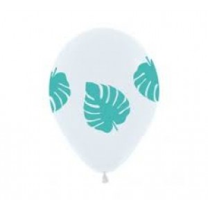 Balloon Single Palm Leaf