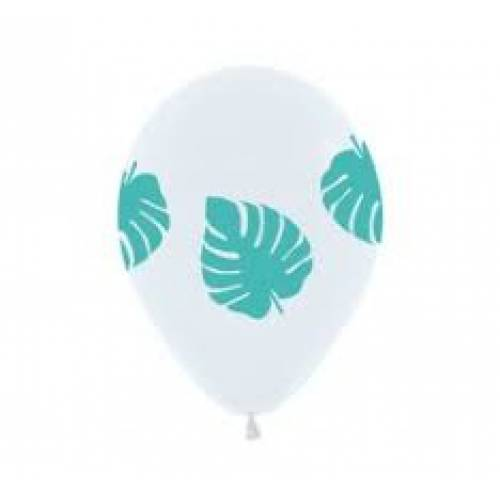 Balloon Single Palm Leaf
