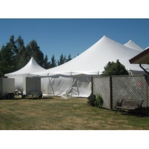 Toilet Marquee 4m x 4m (no silks)