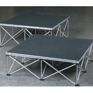 Stage, 1.2m x 2.4m, Folding