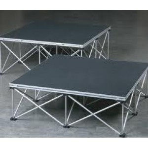 Stage, 1.2m x 7.2m, Folding