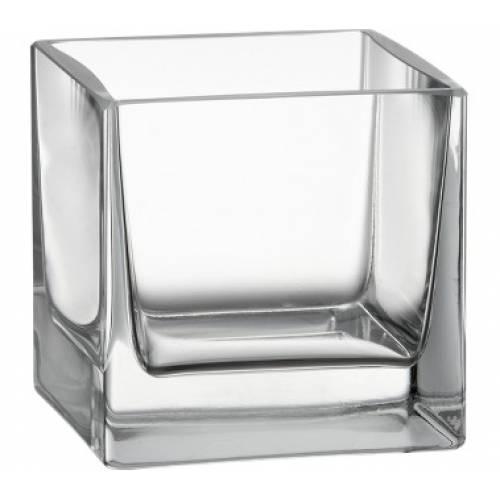 Vase, Cube - Medium