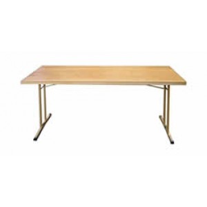 4ft (1.2m) Trestle Table Hire